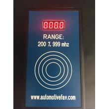 Lettore frequenze per telecomandi